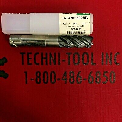 M31021 5//16 X 1 5//8 X 4 2FL Endmill 2744020