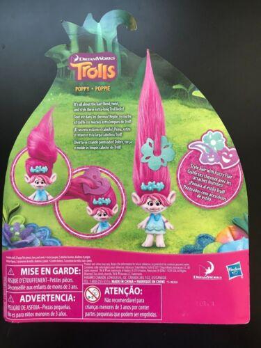 DreamWorks Trolls Movie Princess Poppy