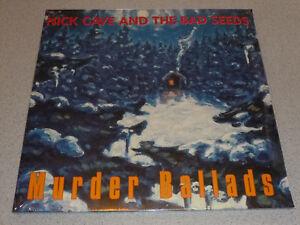 Nick-Cave-Murder-Ballads-LP-Vinyl-Neu-amp-OVP
