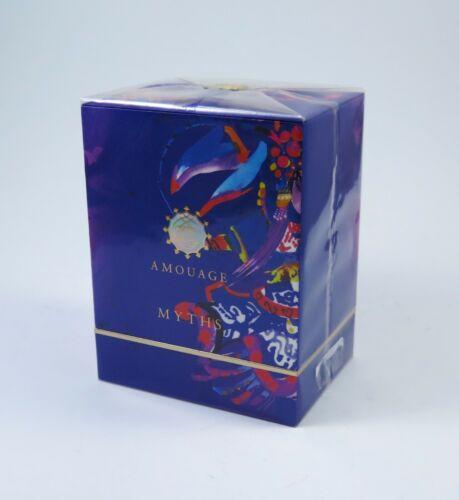AMOUAGE MYTHS Pour Femme 100ml EDP Eau de Parfum Spray Woman NEU/OVP  ElHKJ hPqby