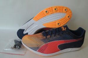 Details zu NEU Puma Evospeed Distance v6 Spikeschuhe Gr. 42,5 Spikes Schuhe 188645 02