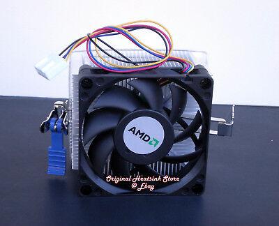 Amd Phenom Ii Cooler Heatsink Fan For X4 B93 B95 805 810 820 840 Processor New Ebay