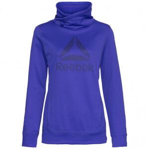 Ladies-Women-039-s-New-Reebok-Hoody-Hooded-Sweater-Hoodie-Jumper-Sweatshirt-Jacket