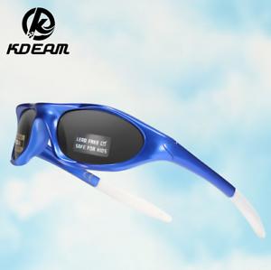 Children-Boys-Girls-Sport-Polarized-Sunglasses-Shades-UV400-Outdoor-Glasses-New