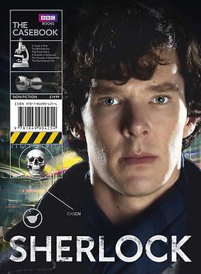 1 of 1 - Sherlock The Casebook by Guy Adams 9781849904254 (Hardback, 2012)