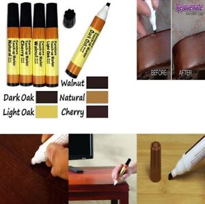 Image Is Loading Wood Furniture Touch Up Kit Marker Pen Wax