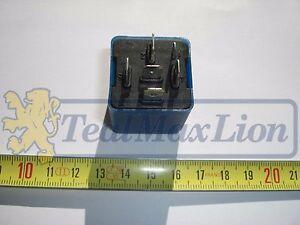 Relais-Temporisateur-Essuie-Vitre-Peugeot-104-305-504-505-604-Partner