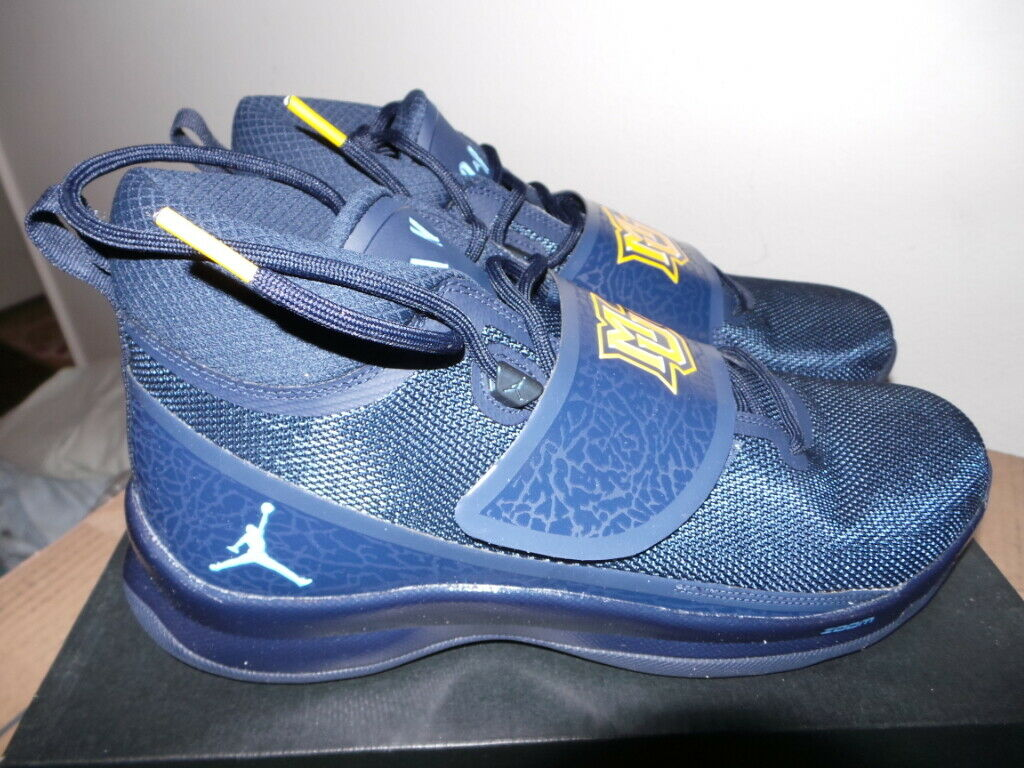 Nike Jordan Super. Fly 5 5 5 Air PO Superfly Super Fly Marquette Sz 11 PE DS NUEVO bc98cf