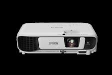 Epson Home Cinema & Office Projector EB-S41 SVGA 3300 Lumens - White