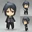Anime-68-Black-Butler-Sebastian-Michaelis-Nendoroid-10CM-PVC-Anime-Figure-NOBOX thumbnail 1