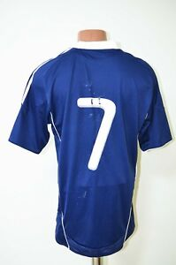 PLAYER-ISSUE-SCOTLAND-2010-2011-HOME-FOOTBALL-SHIRT-ADIDAS-7-SIZE-L-FORMOTION