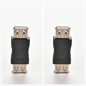 2x-standard-USB-2-0-type-A-femelle-a-femelle-extension-coupleur-adaptateur-fr