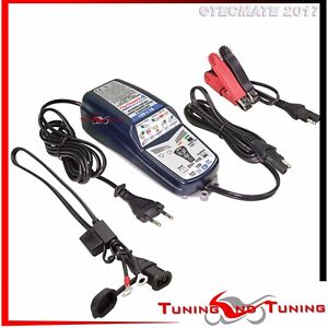 Mantenitore di Carica Batterie Moto OPTIMATE 4 Dual Program