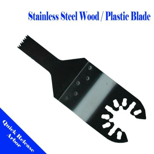 16 Blade Oscillating MultiTool for Porter Cable Ryobi Rockwell Fein Bosch Dewalt