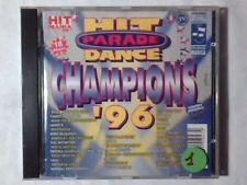 CD HIT PARADE DANCE CHAMPIONS 96 GIGI D'AGOSTINO DATURA R.A.F. BY PICOTTO ALEXIA
