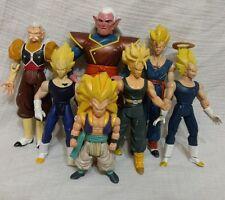 Dragonball Z lot, ss3 Gotenks, Future Trunks, Adult Gohan, Kibbito, Gero, Vegeta