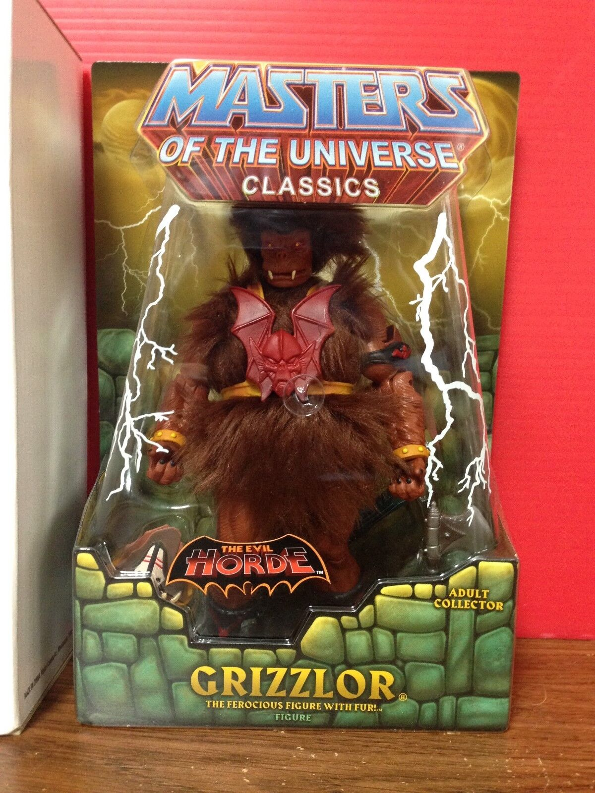Masters Of The The The Universe Classics Action Figures NOS MIP 27db7f