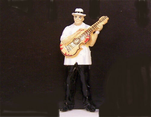 Homies Puerto Ricans Series1 Figurine GUITARIST