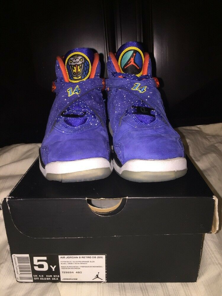 Air Jordan 8 Doernbecher Size 5