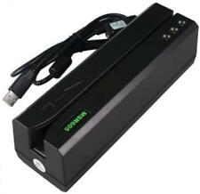Msr605 Magnetic Card Reader Writer Encoder Stripe Swipe Credit Magstripe Msr206