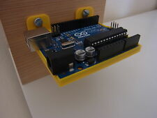 Arduino Rahmen / Frame / Bumper- für Uno und Leonardo - Wandmontage Wall Mount