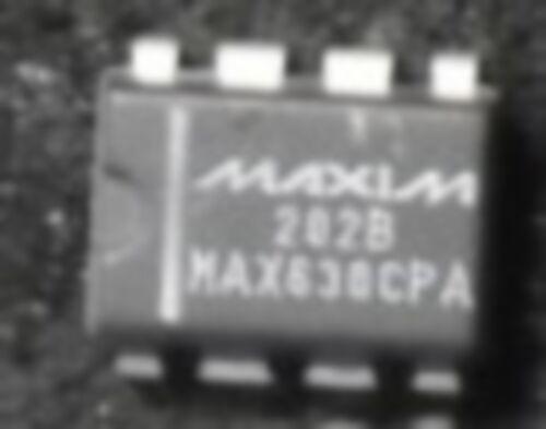 MAX630CPA MAX232EPE MAX639CPA MAX232N