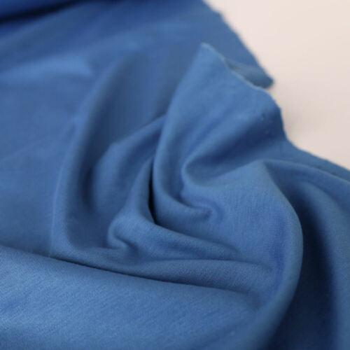 Jersey-Stoff für Shirt Kleid Rock Bekleidungs Kleiderstoff knitterarme Meterware