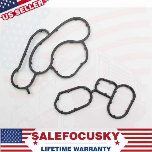 Oil Filter Housing Gasket Seal For BMW 128i 135i 328i 11427508970 11427508971