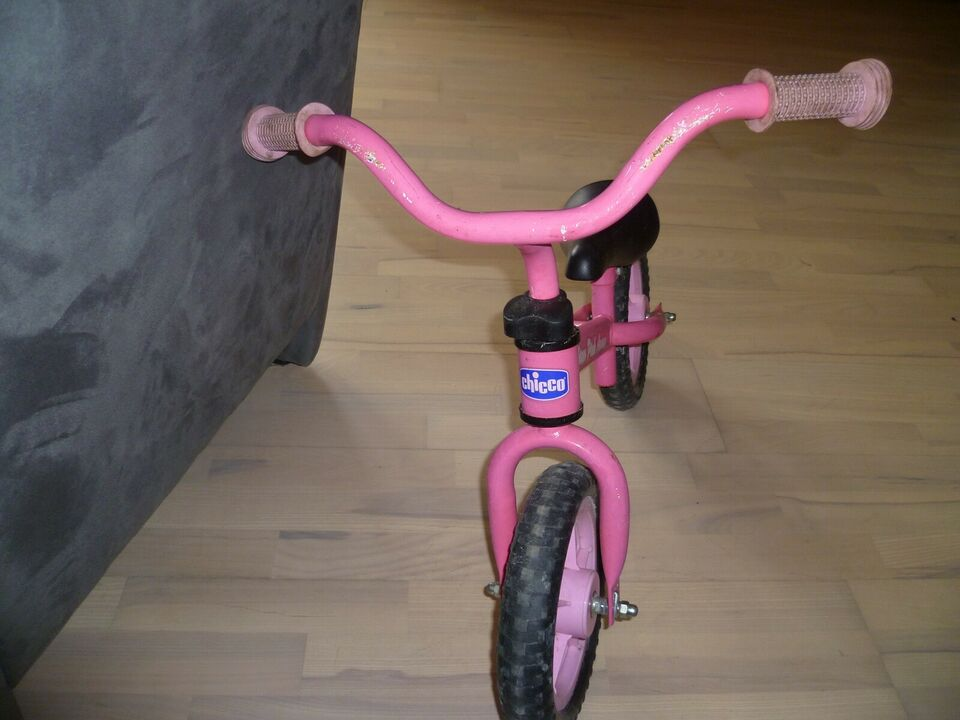 Pigecykel, løbecykel, andet mærke