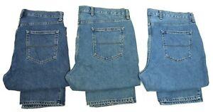 Mens-Marks-amp-Spencer-Collection-regular-fit-denim-jeans-039-Blue-039-SECONDS-MS49