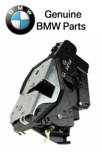 For BMW E46 325i 325xi 330i Rear Driver Left Door Lock Actuator Motor Genuine