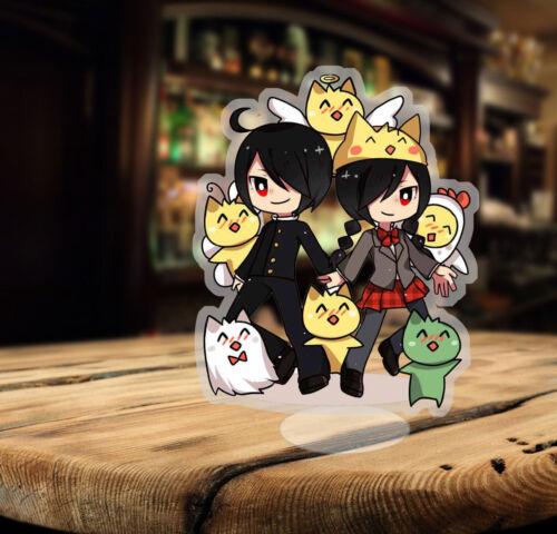 Anime Hanten Mogeko Castle Wadanohara Acrylic Stand Figure Display Decoration