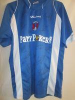 Leyton Orient 2007-2008 Squad Signed Away Football Shirt COA /15620