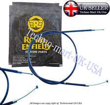 Brand New Royal Enfield bullet GenuineThrottle Cable for 4speed  # 143312
