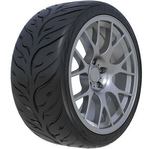 225 45 15 >> Details About 15 Federal 595rs Rr 225 45zr15 225 45 15 2254515 87w 1 New Tire