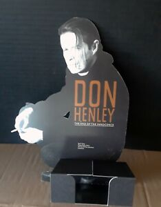 Details about RARE DON HENLEY EAGLES END OF INNOCENCE 1989 MUSIC STORE  PROMO CASSETTE DISPLAY