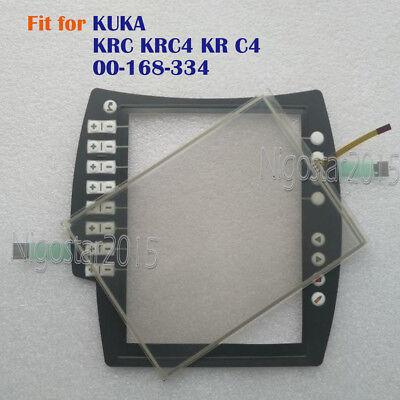 1pcs New KUKA 00-168-334 teach pendant button membrane