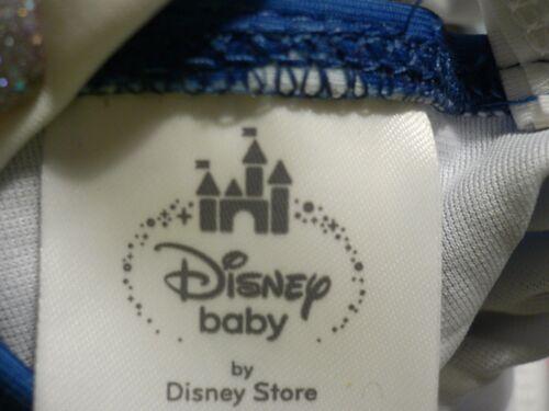 White~Polka Dot~MiNNiE MoUsE~InFant~1pc SWIM SUIT~NWT~Disney Store BABY~Navy