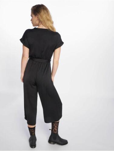 Black Look Peggy Voor Boiler New Suit Button Jumpsuit Playsuit 16 Bliss 12 10 RqtftWwH