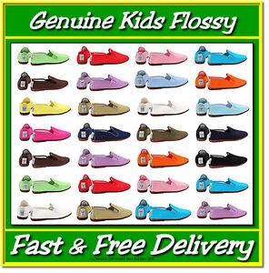 Flossys-Flossy-Plimsoll-Shoes-All-Colours-Children-Kids-Junior-Size-8-3-Plimsole