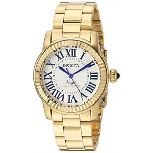 Invicta-Womens-Swiss-Angel-Gold-Plated-Stainless-Steel-38m-Limited-Edition-Watch