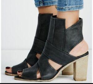 People Effie Heel 39 Taille Block Free Bnib htrsQd