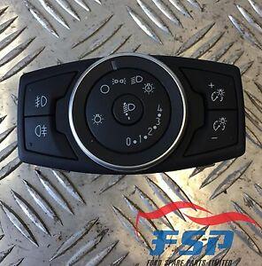 Ford Focus Fog Lights Switch