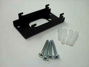 wb-50-wb50-black-flush-wall-bracket-mount-bose-speaker-5-1-cube-525-535