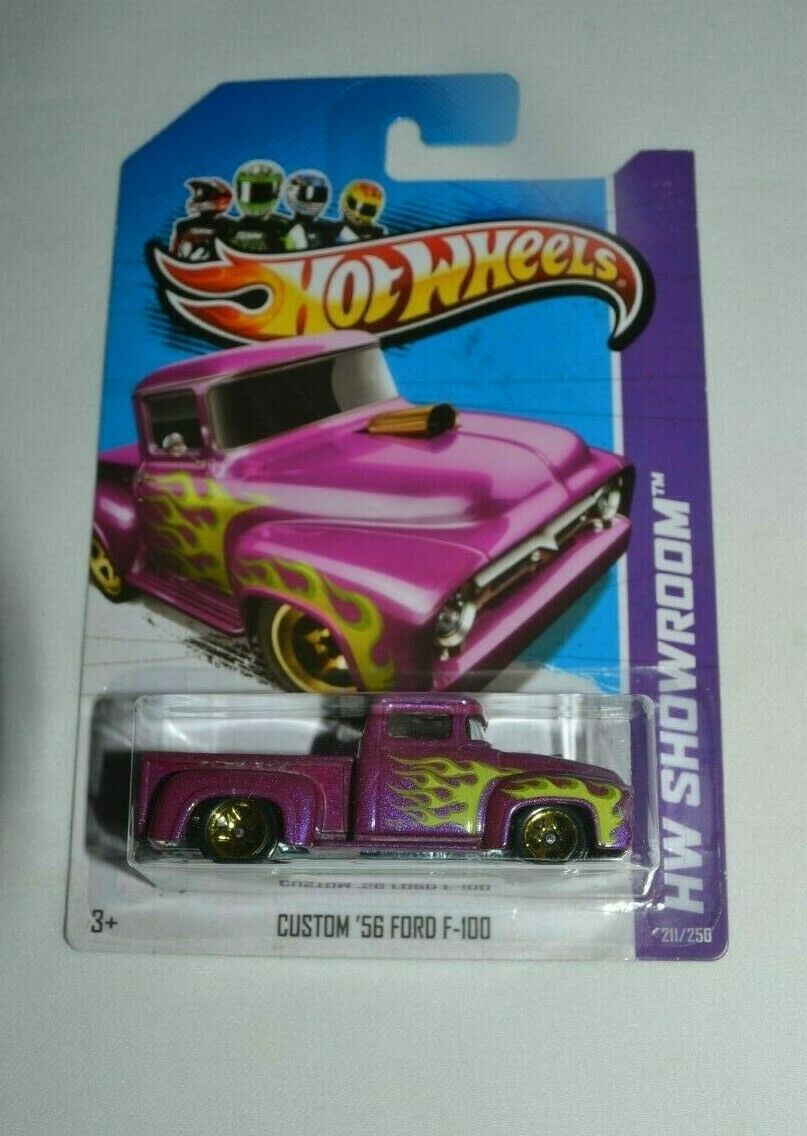 Hot Wheels Special Edition 56/' Ford World of Wheels Purple