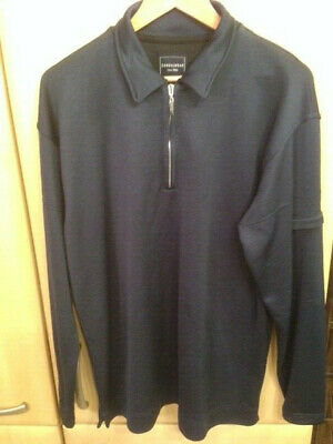 """engbers""casualwear.herren Langarm Sport Shirt Mit Kragen Gr.l.52/54.dunkelblau"