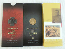 AUSTRALIA 2000 FIRST VICTORIA CROSS $1 - RAM SEALED PACK