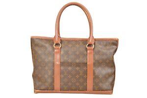 Louis-Vuitton-Monogram-Weekend-PM-Tote-Hand-Bag-M42425-YG00507