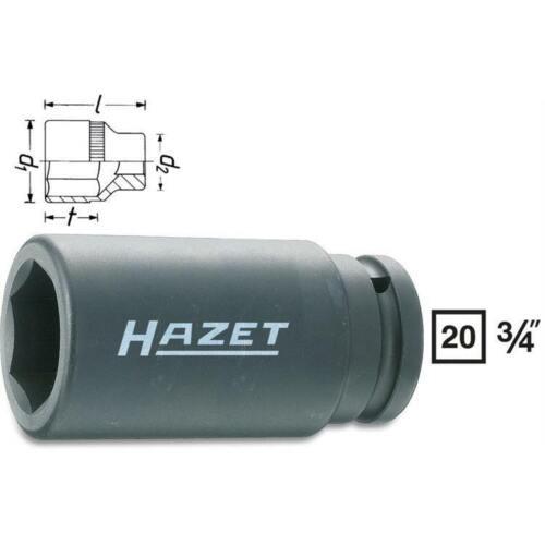 """Hazet 3//4/"""" force cliquet à cliquet-douilles 36mm"""