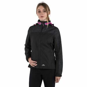 Trespass-Womens-Running-Jogging-Jacket-Waterproof-Hooded-Reflective